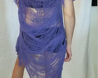 purple shredded, nerds