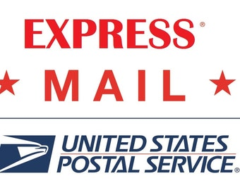EXPRESS Upgrade shipping within US - Speed up shipping time to 1 - 2DAYS