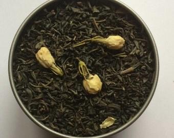 Jasmine Green Loose Leaf Tea & Hand-Filled Tea Bags