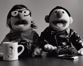 Modern Muppet Gothic