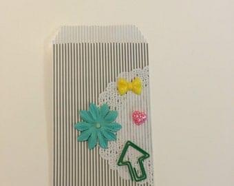 Scrapbook Gift Bag