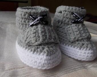 CROCHET PATTERN, The Yeezy Boost 750, Yeezy 750 Boost pattern, crochet baby patern, handmade shoes pattern, Yeezy Boost 750 crochet