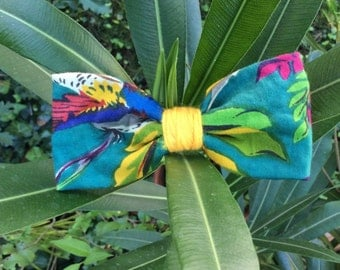 """Tropical"" bowtie"