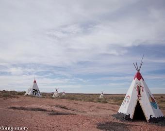 Landscape Photography - Arizona Desert Print