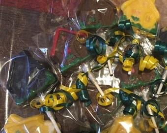 House lollipops with keys!