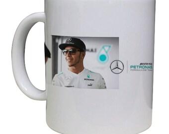 Formula 1 Lewis Hamilton/Mercedes top driver(MUG)