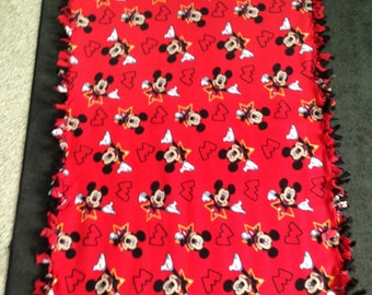 Mickey Mouse Blanket