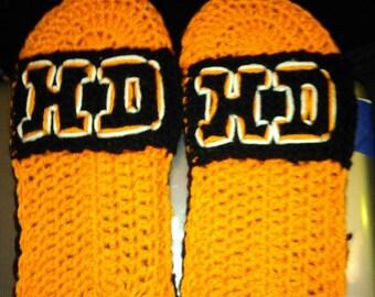 Crochet Slippers Medium