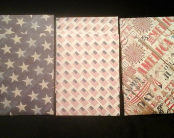 USA INSPIRED  ENVELOPES