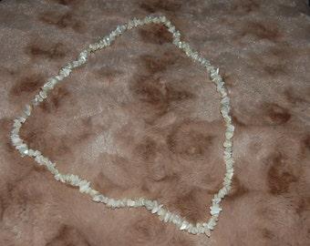 Large Puka Shell Necklace
