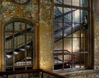 Abandoned sanatorium / Abandoned sanatorium