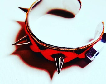 DareByKionde Handcrafted cuff bracelet
