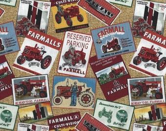 Farmall Tractor , posters, Print Concepts