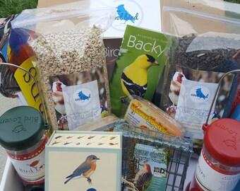 Cool Bird Large Gift Box
