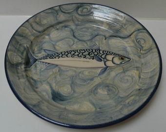 14 inch mackerel dish