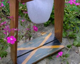 Coffee in pine wood model Jamaica