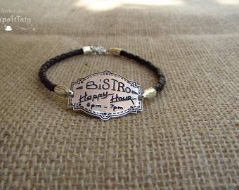 """Bracelet vintage """"Bistro"""" (male)"""