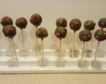 Zombie cake pops (Order of 13)