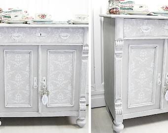 Shabby chic chest of drawers Gründerzeit