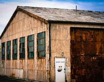 Rustic Warehouse