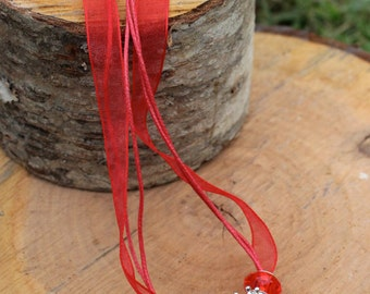 Aroma-therapy Necklace with your choice of essential oil blend