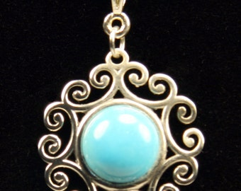 Rare Sleeping Beauty Necklace