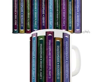 Works Of William Shakespeare Ceramic Novelty Mug
