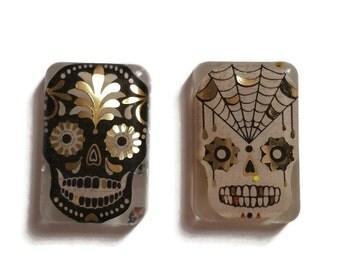 Sugar Skull X-Ray Marker
