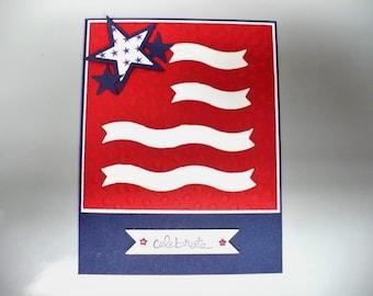 Stampin Up Celebrate USA
