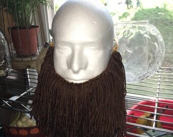 Woven Chin Beard