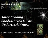 Tarot Reading, Psychic Reading, Intuitive Reading:  Shadow Work, Grief & Trauma Reading