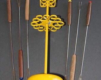 Fondue Fork Set, Stainless Steel