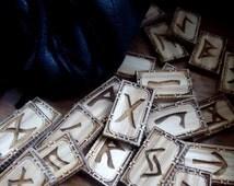 Elder Futhark, Runes, Ash wood