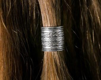 Hair bead kit 'Grandmaster' Bead hair bead Celtic Dwarf Hobbit Elvish cosplay goth BOHO gypsy viking hair jewelry viking hair bead