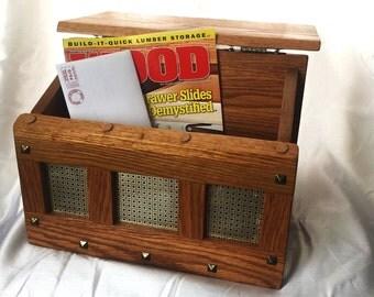 Craftsman Style Mailbox