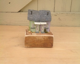 Lavender Cottages...little pair of driftwood cottages