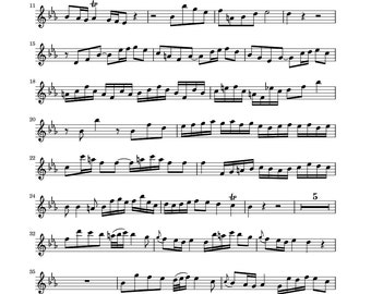 Flute Play-along - Bach, J. S. - Sonata for Flute and Harpsichord, BWV 1031