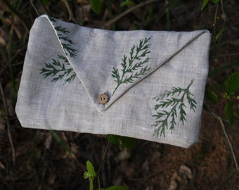 Small purse 'Forest'