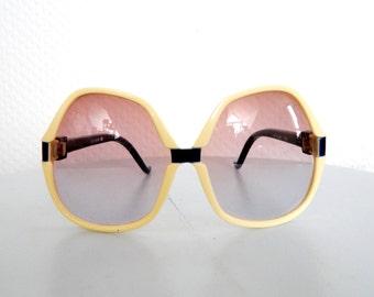 70s sunglasses PIZ BUIN, 70s sunglasses, vintage sunglasses, glasses