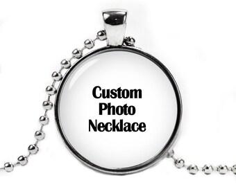 Personalized jewelry Custom Photo Cufflinks Necklace Bracelet Ring Earrings Custom made Jewelry