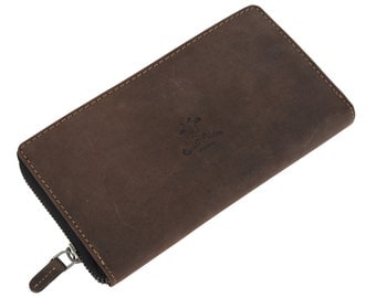 Gusti leather ' Cara ' genuine leather purse