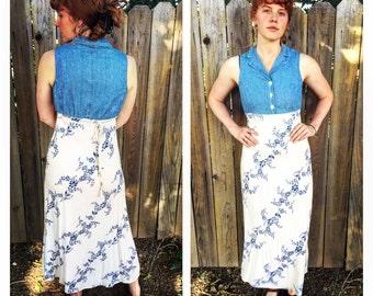 90s Denim Too Dress