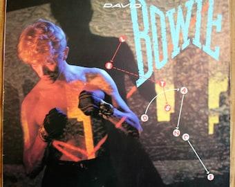 David Bowie - Let's Dance - German Pressing