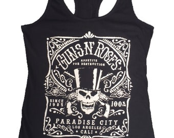 A Tribute To Guns N Roses Tank Top
