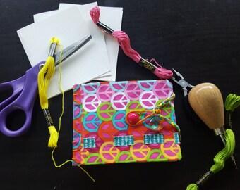 Pocket Journal - Coptic Stitch