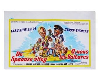 Spanish Fly - Original Vintage Film Poster