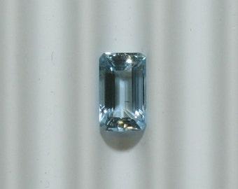 Natural Aquamarine gemstone 2.45 ct