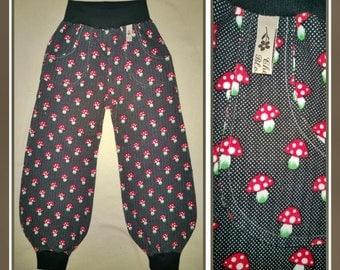 Frida pants girls size 110/116