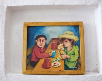 Los Pulqueritos (The Pulque Drinkers)