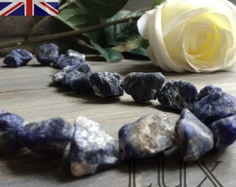 Royal Blue African SODALITE Mineral